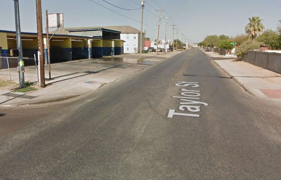 The Laredo Police Department is investigating the death of a local man that was found Tuesday morning at a local car wash near Taylor Street and Marcella Avenue. Photo: Google Maps/Street View