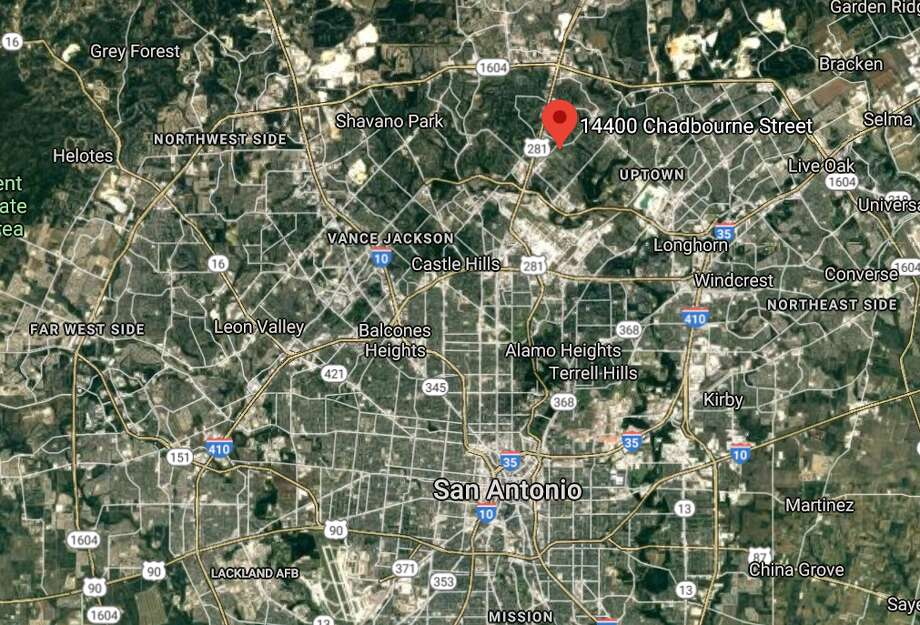 A 5-year-old boy died Monday July 6, 2020 after he was found at the bottom of a pool during a Fourth of July gathering at a home in the 14400 block of Chadbourne, a San Antonio police report states. Photo: Google Maps