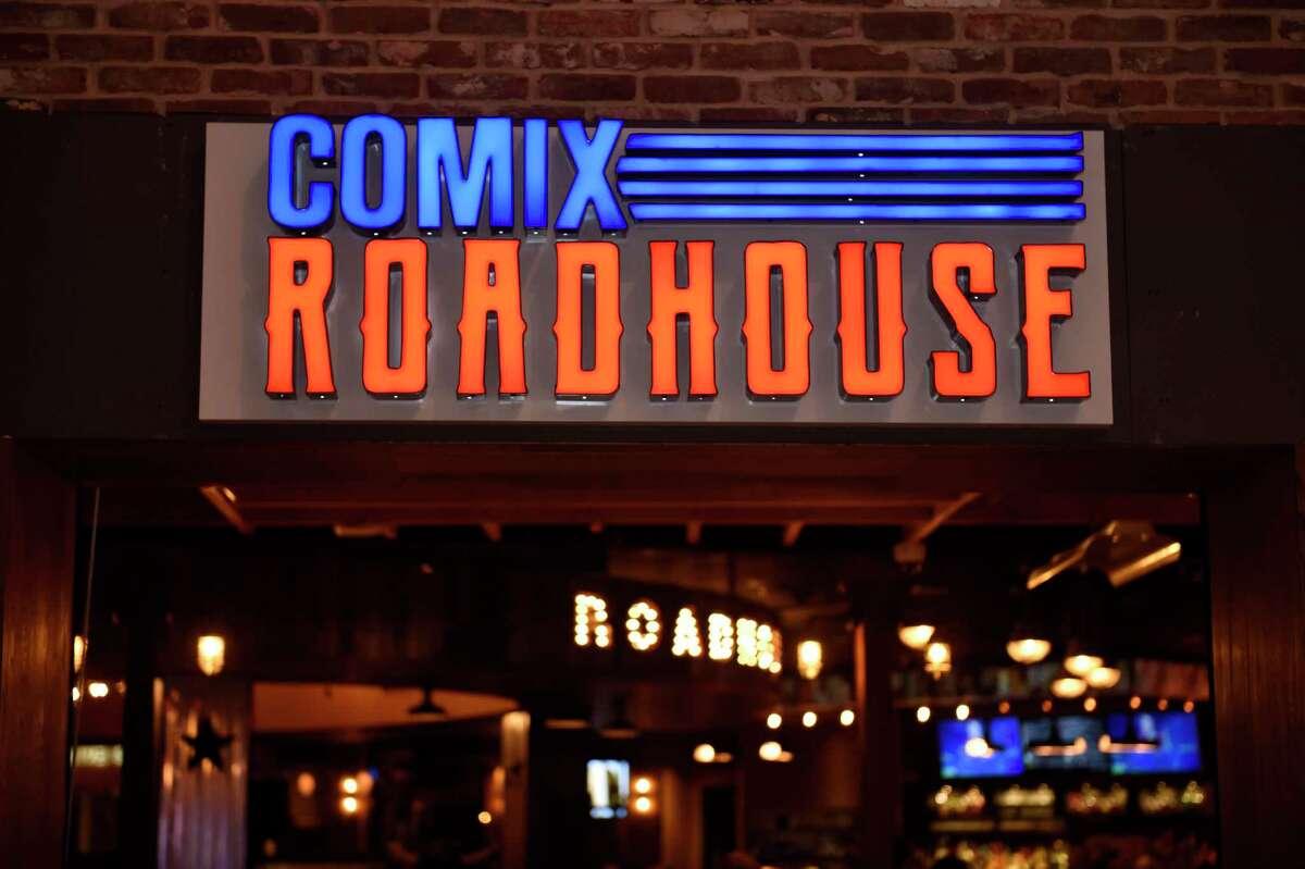 Comix Roadhouse at Mohegan Sun.