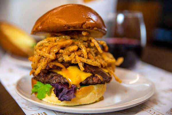 Craft Burger, 718 Main, is one of the more than 50 Black-owned restaurants participating in 2020 Houston Black Restaurant Week, July 10-19.