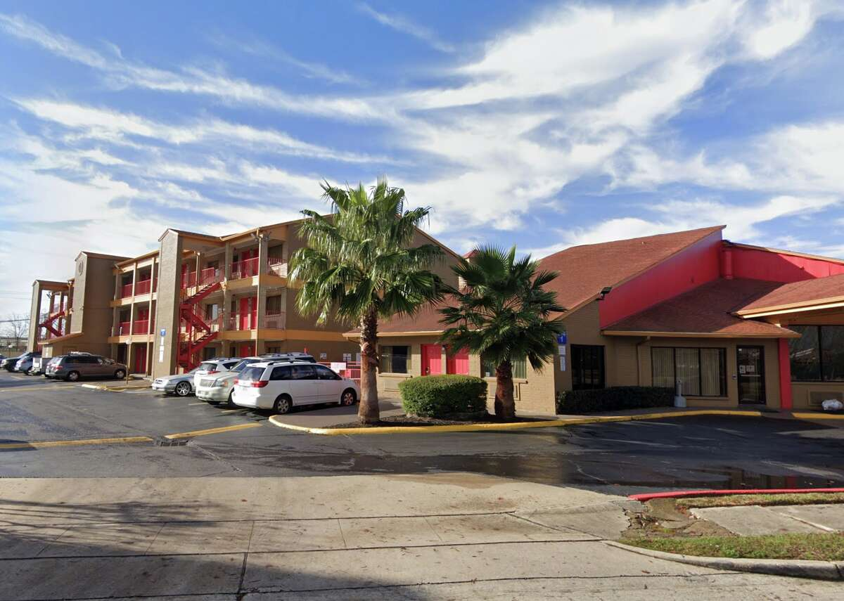 A man was found shot dead inside the Hobby Airport Inn in the 8800 block of Airport Boulevard on Wednesday, July 8, 2020.
