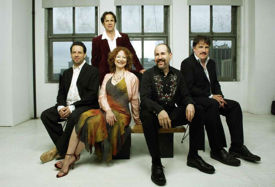 The Klezmatics will perform Tuesday, July 14, at 7 p.m., at Ballard Park. Photo: Contributed Photo / Internal