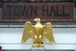 Ridgefield Town Hall.