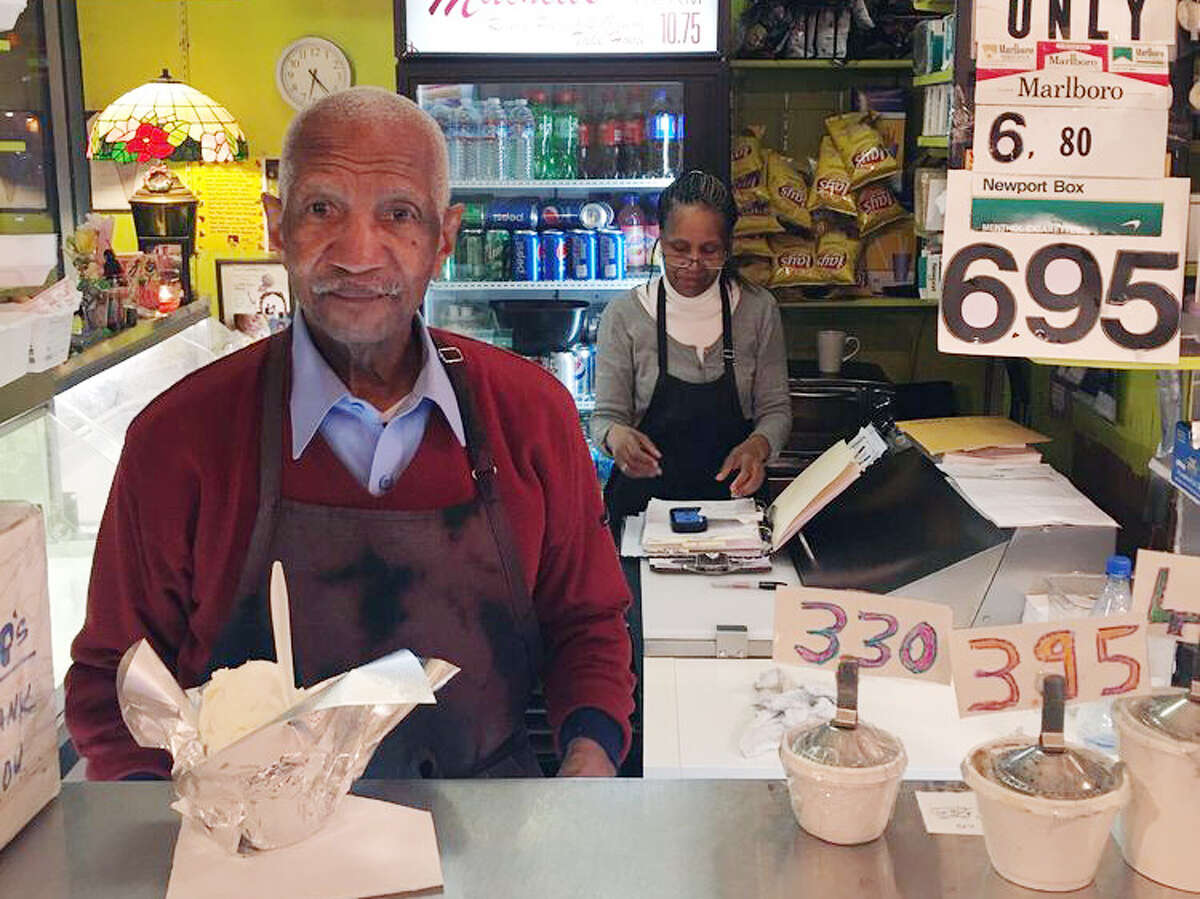 """""""They never complain, they don't talk about the struggle. This was the first time I had ever heard them ask for help,"""" said Majeid Crawford, the NCLF executive director who created the fundraiser. """"It was a huge setback they didn't anticipate."""" Crawford said he grew up eating ice cream at Miyako as well as their former restaurant on Haight and Fillmore. He's gone back regularly for the last 15 years. """"When you live in a community that's had so many disparities, to be able to walk into a Black-owned business and get ice cream from such a hardworking family... it just gives you a moment of joy in a tough environment,"""" he said."""