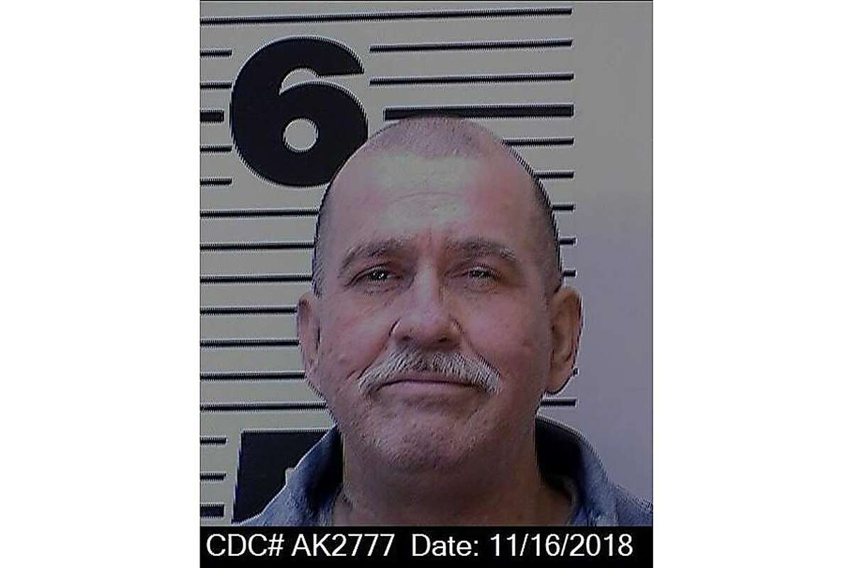 David Reed, 60, who was on San Quentin's death row died Tuesday at an outside hospital from what officials said appeared to be complications related to the coronavirus.