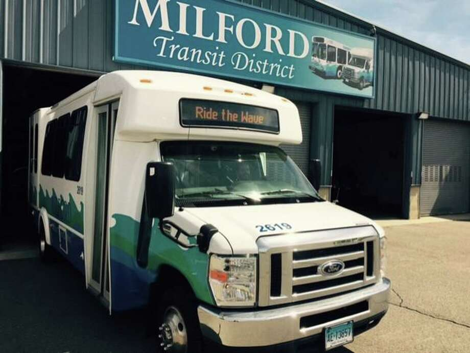 The Milford Transit District will receive a $1 million grant award as part of the Coronavirus Aid, Relief, and Economic Security (CARES) Act. Photo: Milford Transit District Facebook Page