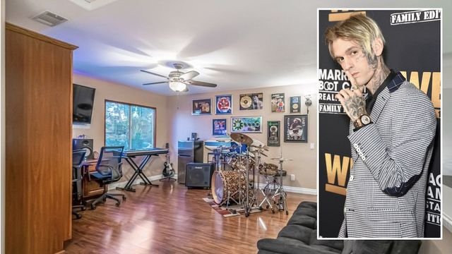 Come Get It! Aaron Carter Selling His Southern California Home for $599K