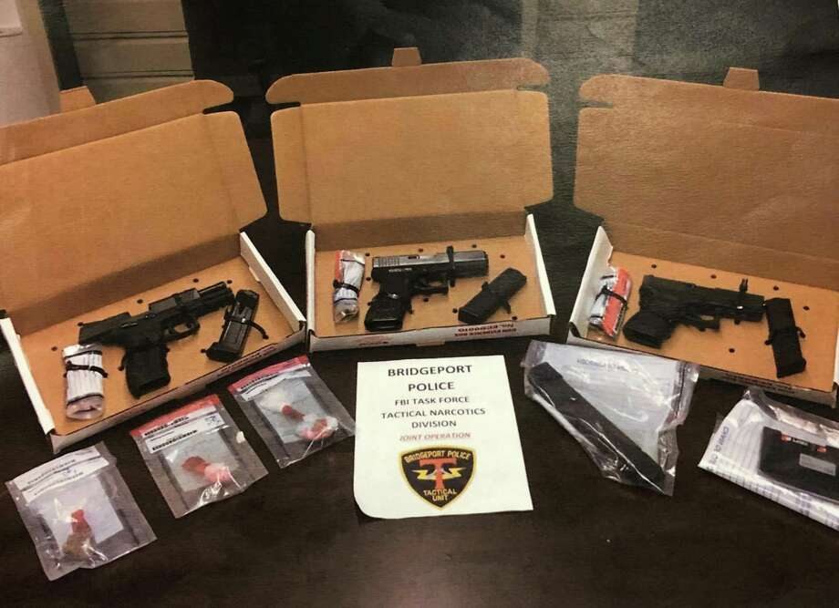 Evidence collected in an arrest on July 7, 2020. Photo: Contributed