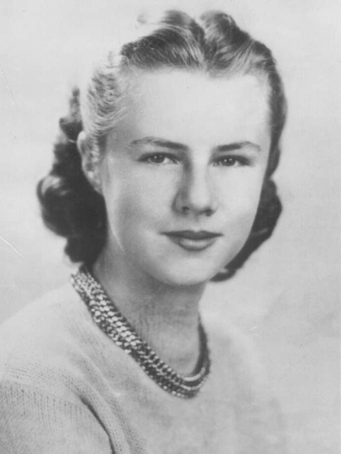 Paula Welden from her 1945 Stamford High School yearbook. She vanished a year later while a student at Bennington College in Vermont. Photo: ST