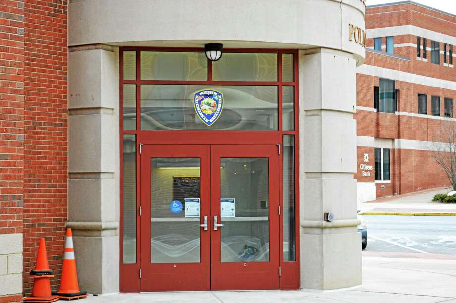 The Middletown Police Department is at 222 Main St. Photo: Hearst Media Connecticut File Photo