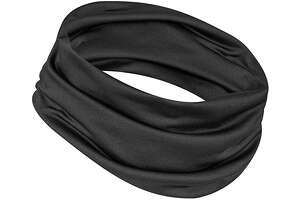 """12-in-1 Cooling Neck Wrap/Gaiter, Face Mask & Head Cover     This cooling neck-gaiter proves that it's possible to protect yourself from COVID-19 while keeping comfortable, patriotic (if you go with the American Flag) design, and cool enough to wear something called a """"gaiter.""""      $15.95 at Amazon.com"""