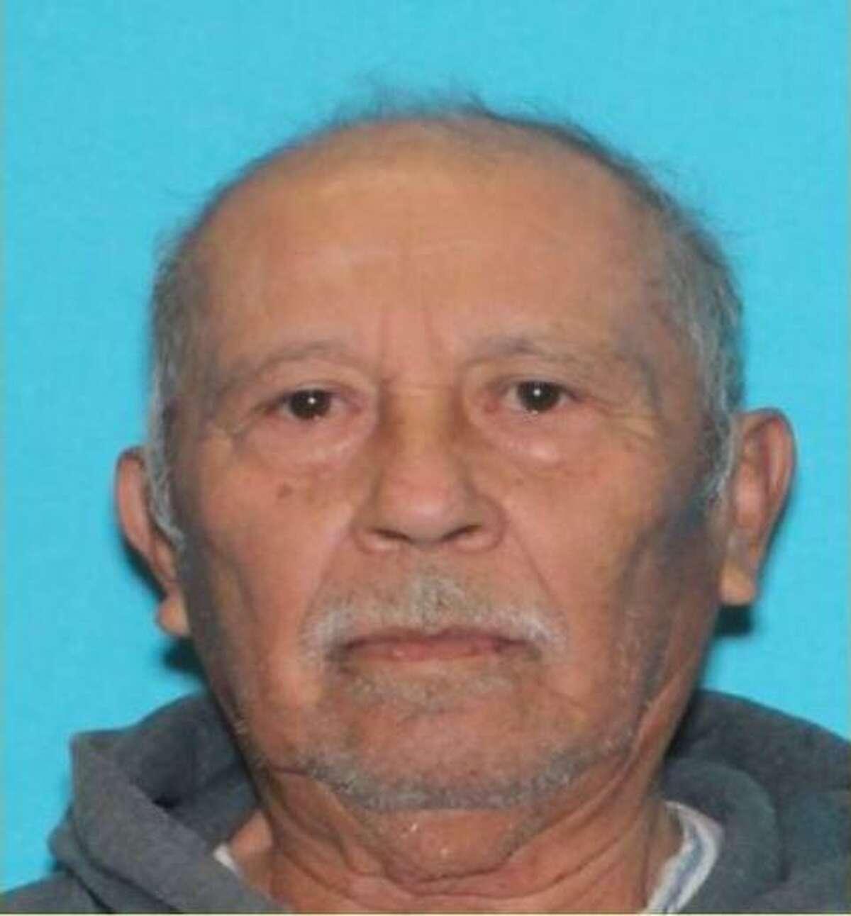 Mario Guevara Benitez, 77, was reported missing, Conroe authorities say.