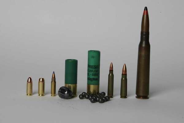 METRO: Ammunition for Gun Running graphic. HELEN L. MONTOYA/hmontoya@express-news.net