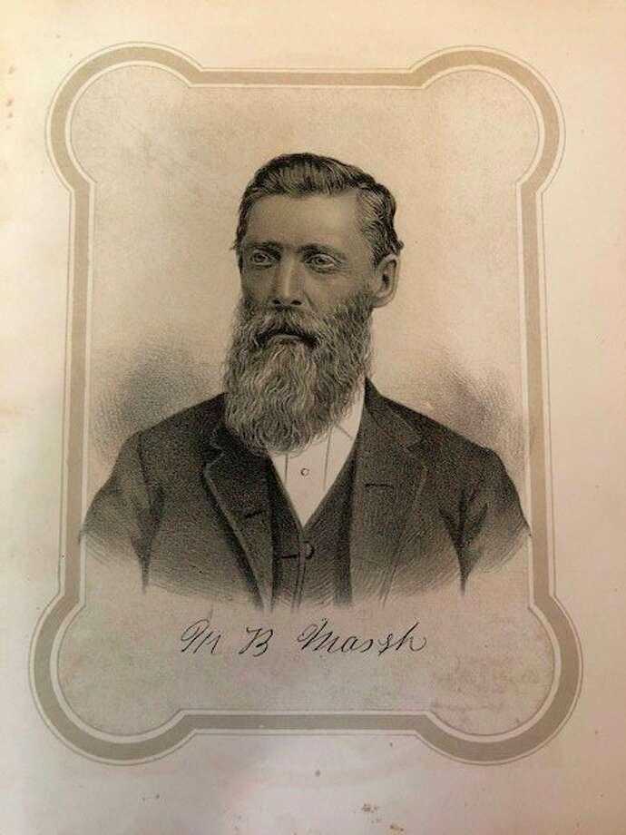 Moses Marsh(Photo provided/Midland County Historical Society)