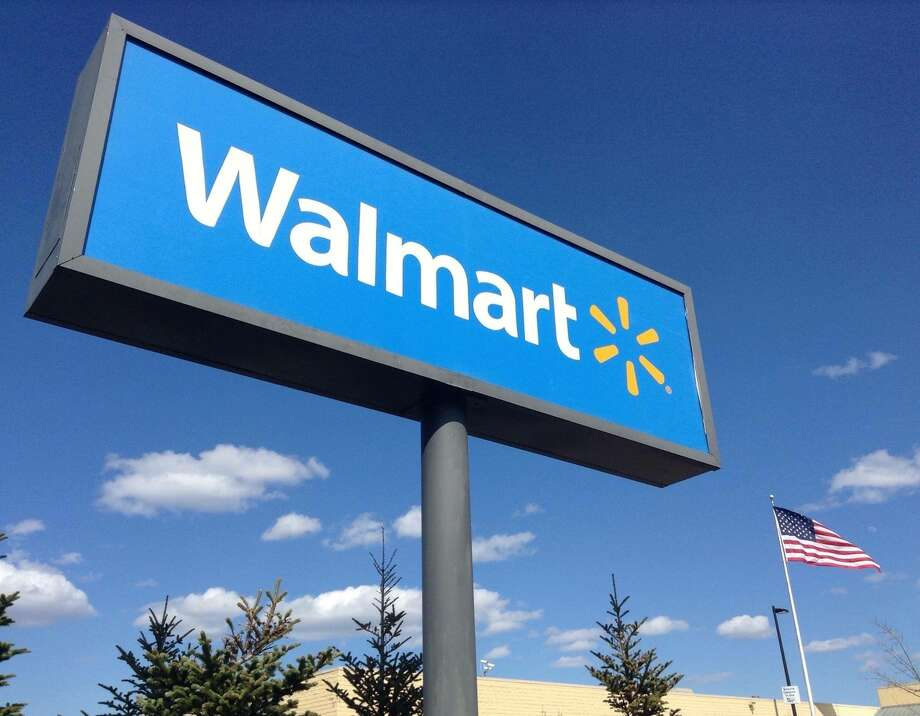 Shoppers headed the Walmart store in Big Rapids will be asked to wear masks before entering the store. Photo: Photo Courtesy Of Walmart