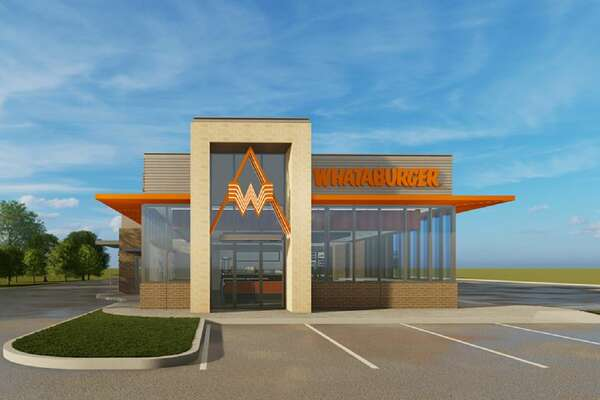 The 'A' frame will be more subtle in Whataburger's refreshed look.