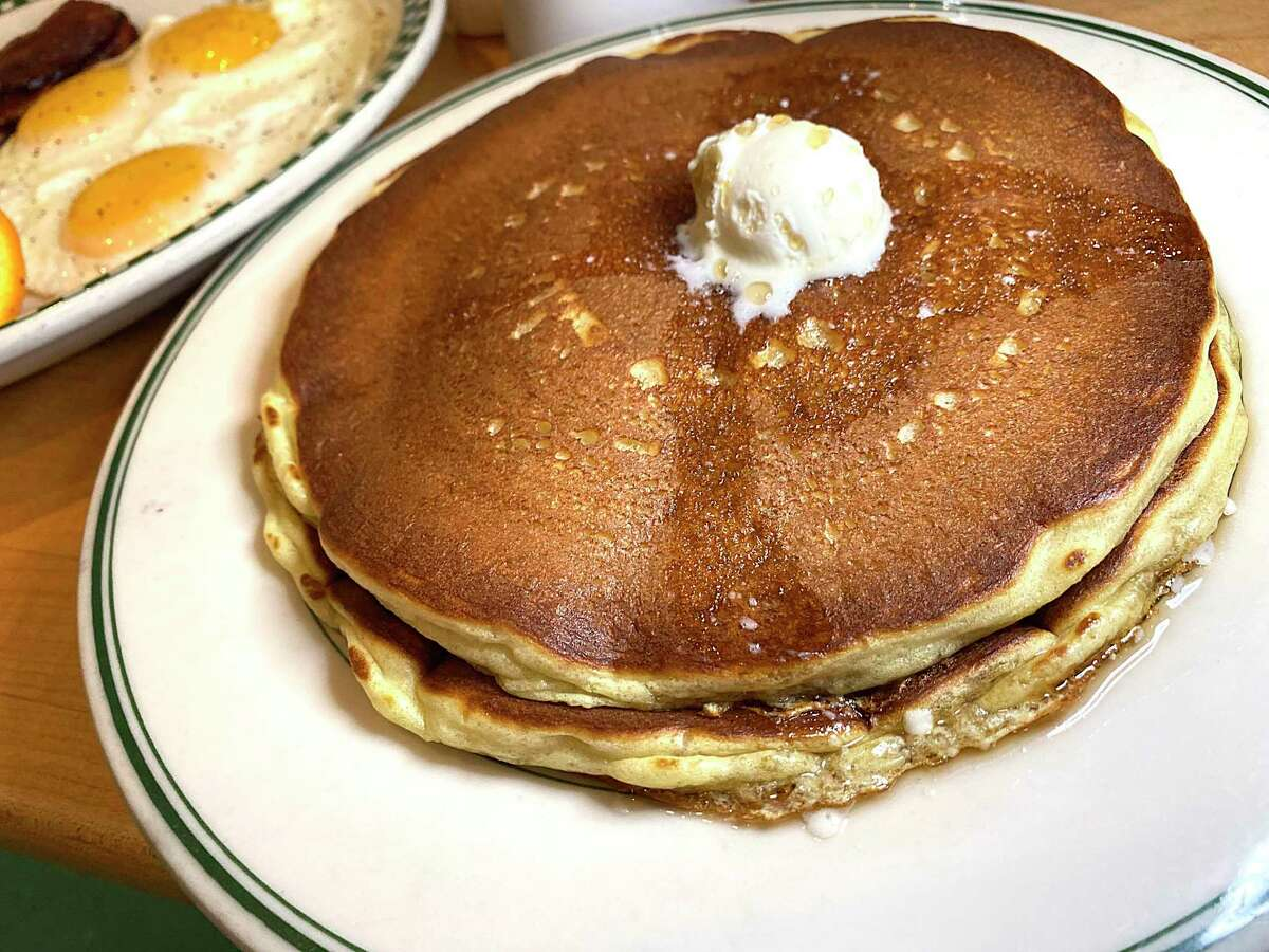 The Magnolia Pancake Haus is in the