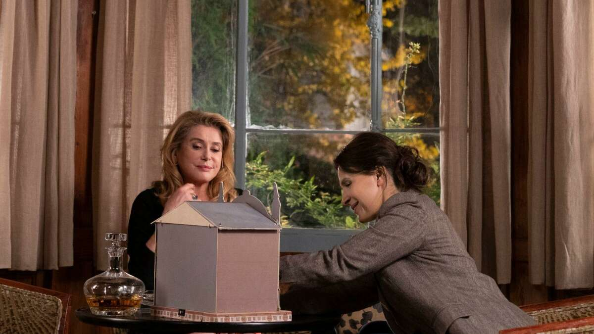 Catherine Deneuve and Juliette Binoche star in