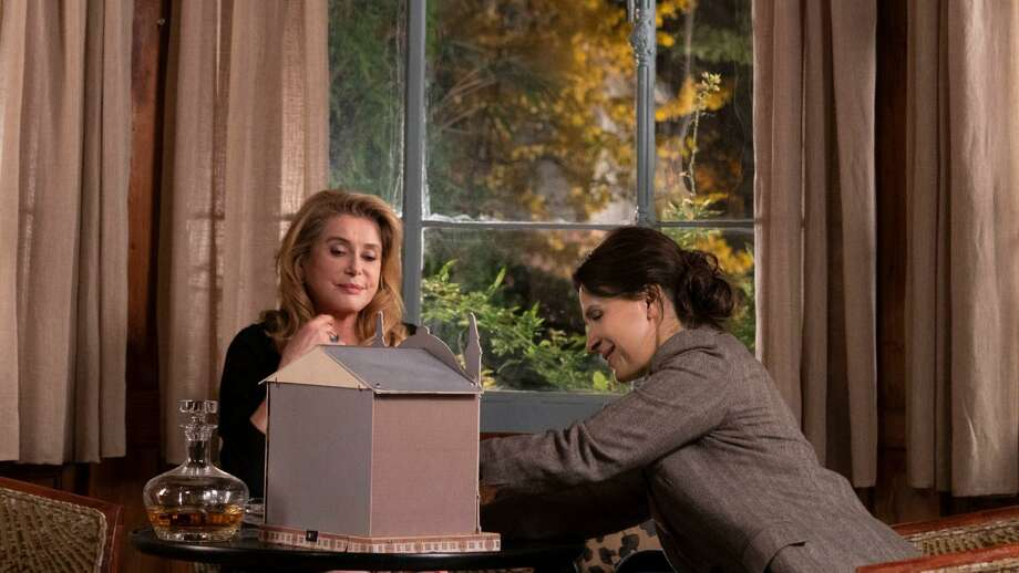 "Catherine Deneuve and Juliette Binoche star in ""The Truth."" Photo: IFC Films/ Contributed Photo"
