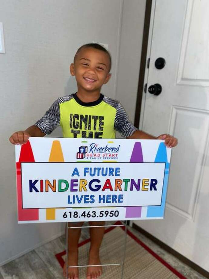 Bryson Carter was one of more than 300 preschool children who completed Riverbend Head Start and Family Service's preschool program during the pandemic. They continued to learn with virtual classrooms and are set to attend kindergarten this fall.