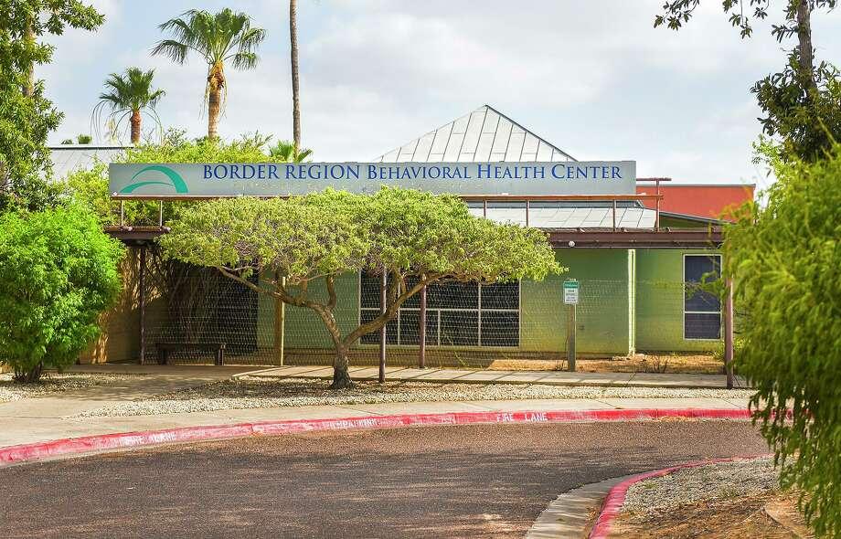 Exterior view of Border Region Behavioral Health Center as seen on Thursday, Jul 9, 2020. Photo: Danny Zaragoza, Staff Photographer / Laredo Morning Times