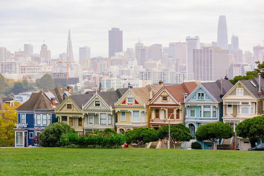 San Francisco has seen a major reset in rental rates through the coronavirus pandemic. Photo: Alexander Spatari/Getty Images / Alexander Spatari