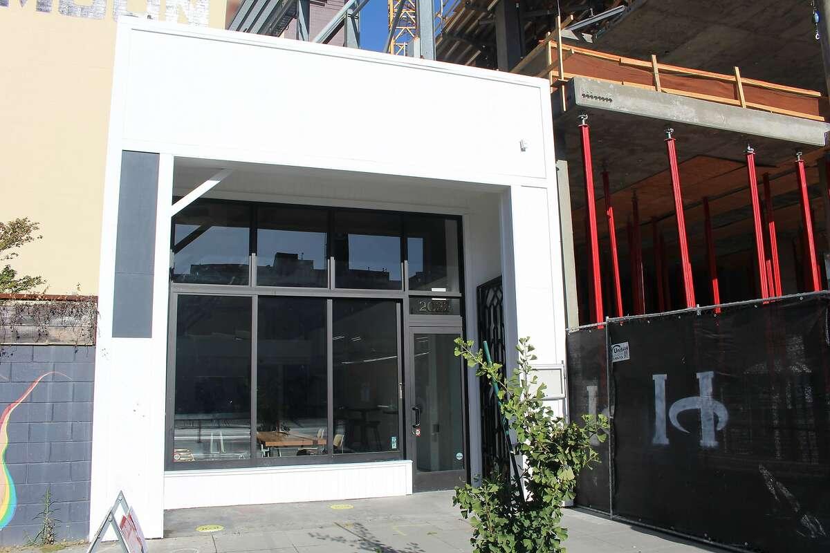 Masabaga is a new Japanese sandwich restaurant from Masa Sasaki and Chikara Ono at 2022 Telegraph Ave., Oakland.