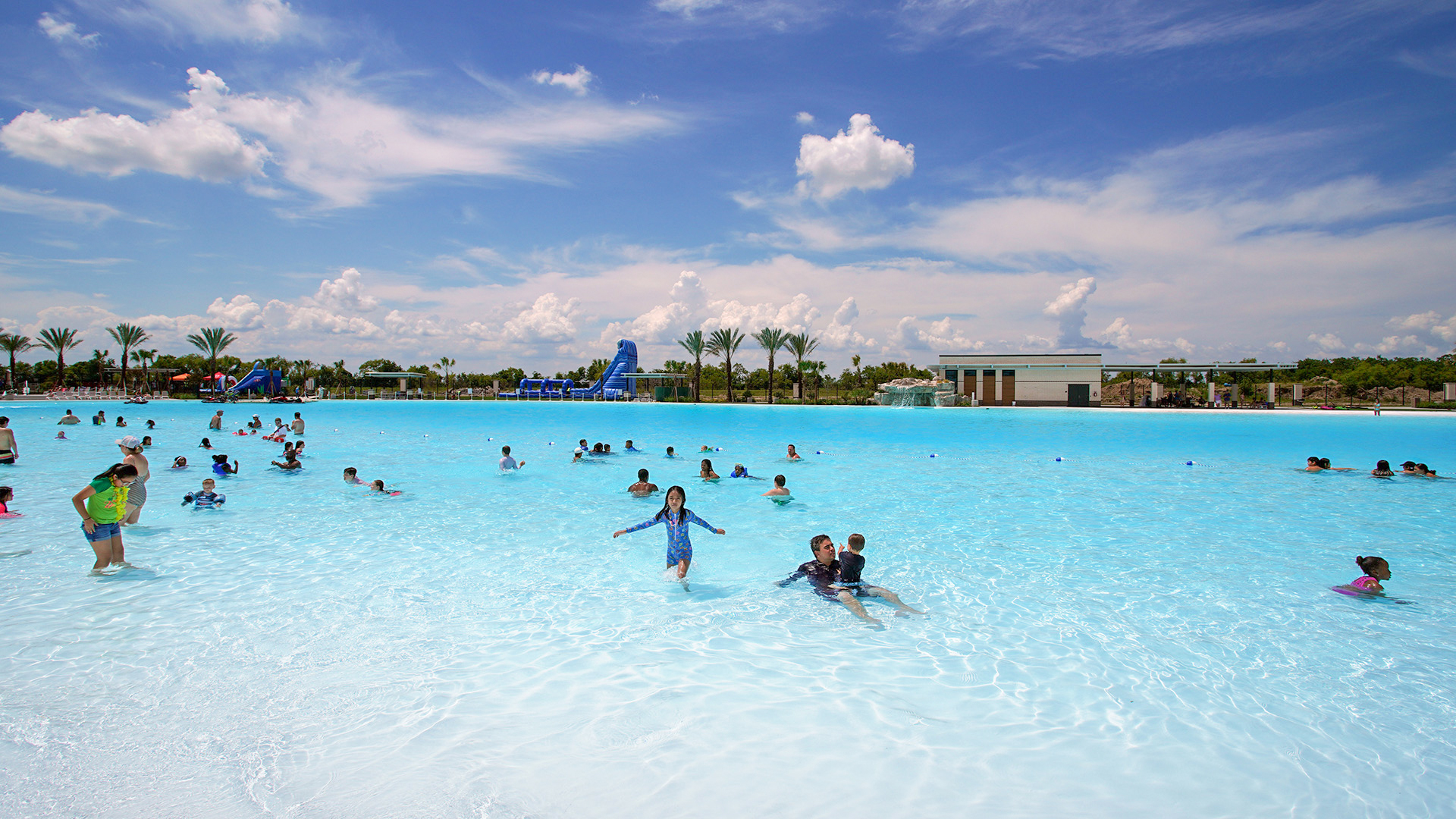 Houston S Largest Crystal Clear Lagoon In Texas Opens To Public For Limited Time This July Laredo Morning Times