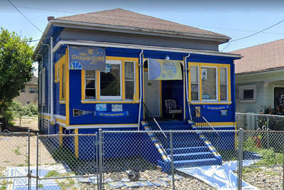 "The owner of the West Oakland ""Warriors House"" is in danger of losing his home."