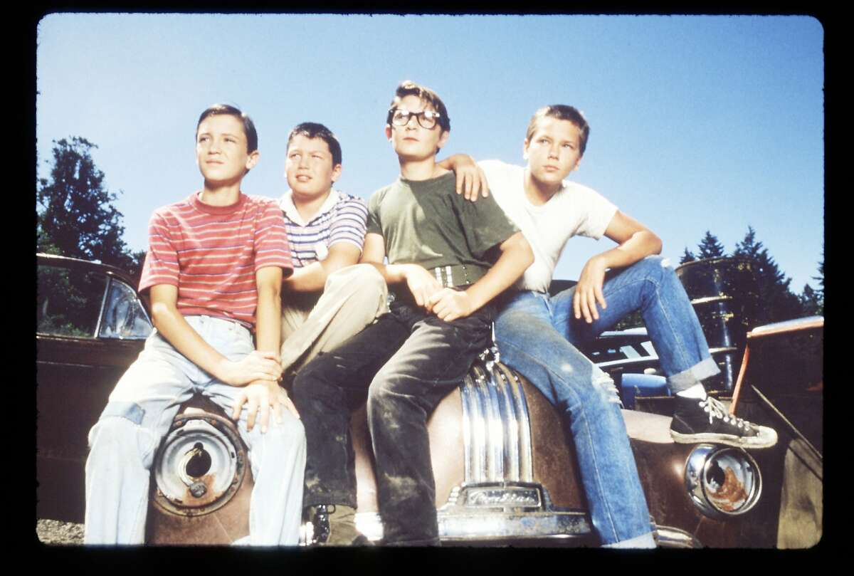 Stand by Me (1986) Available on Netflix June 1