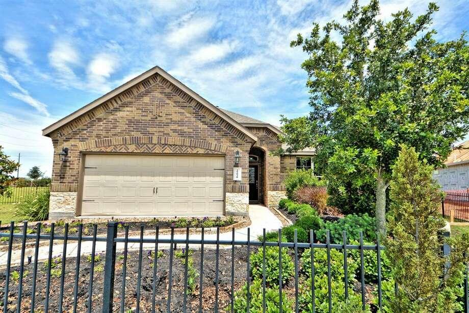 "29118 Korsmans Landing Drive List price: $309,990 This model home is called the ""Durango"" floor plan. Photo: Houston Association Of Realtors"