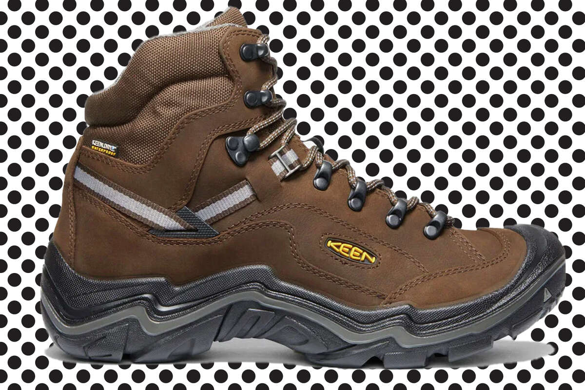 Keen Men's Durance II Mid WP I'm cheating here because this shoe normally costs $195, but is currently on sale for $146.25, which is a great deal for a pair of Keens. My aunt, who lives in Helena, Montana, bought me a pair of Keens (a particular design that I can't find anywhere online) something like 10 years ago, and they're still chugging along. Designed for brutal winters, they handle the slush and snowfall in Northern California, Upstate New York and Washington State with ease. $146.25 at Keenfootwear.com