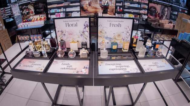 A Sephora store. After reopening stores in Texas on May 22, the national retailer again shuttered its Houston stores on June 26. Photo: Sephora / ONLINE_YES