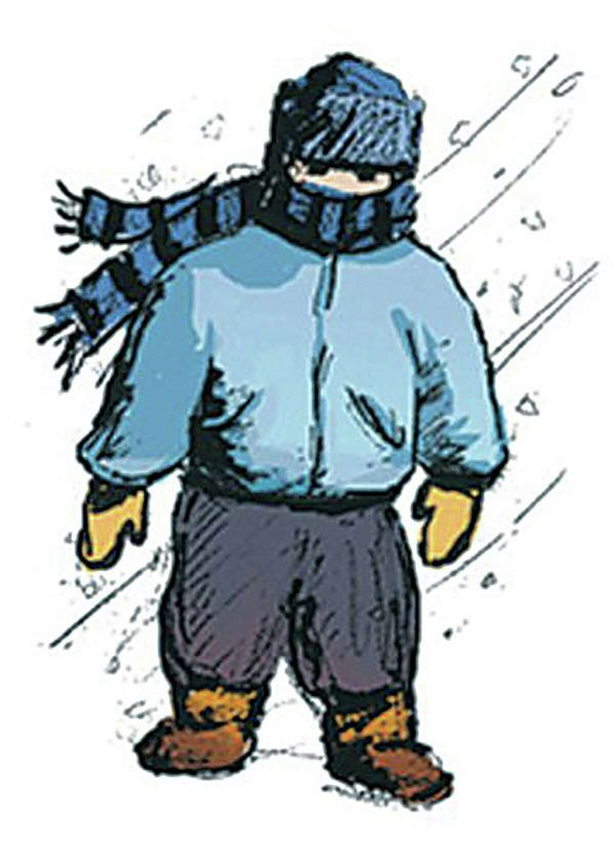 Warm the Children, sponsored by the Middletown Kiwanis Club, takes donations to buy warm winter clothing for families in need.