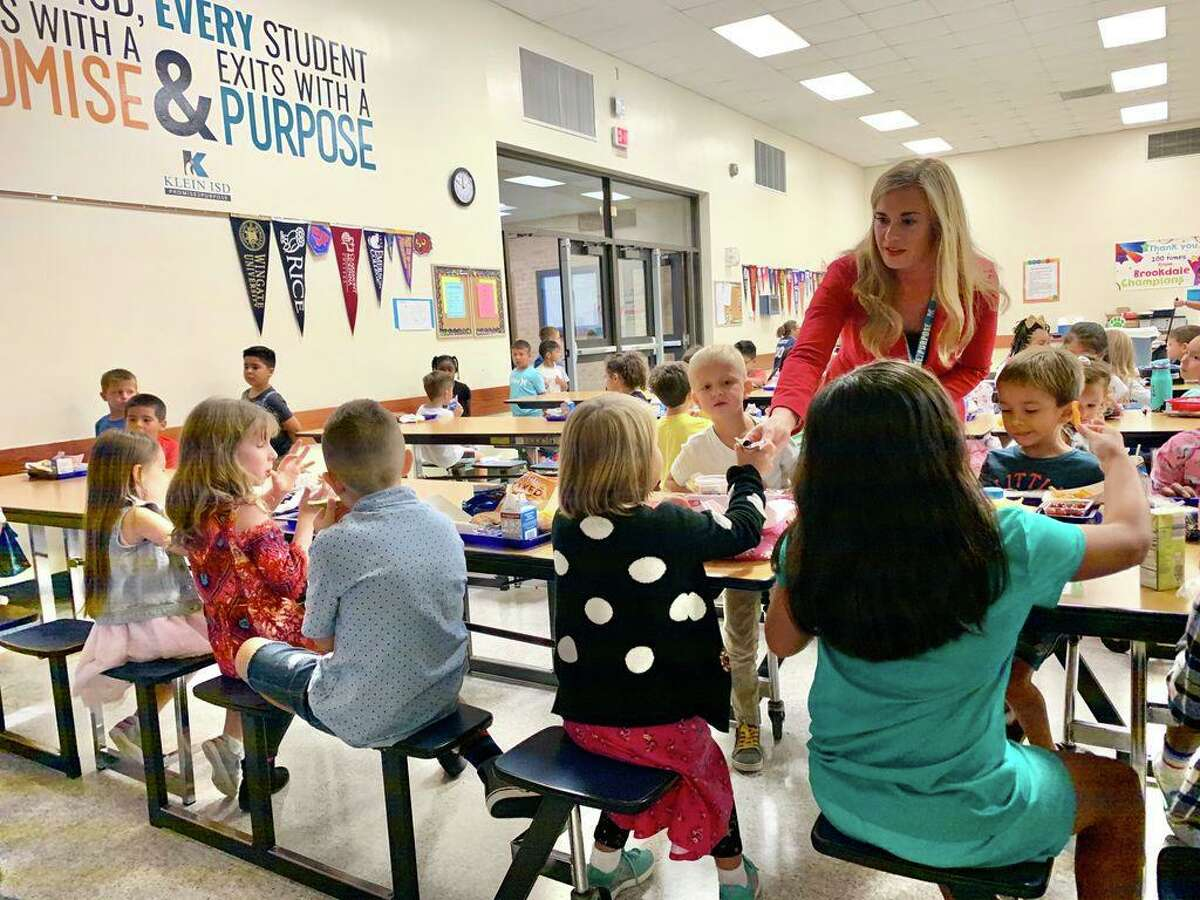 Klein ISD superintendent Jenny McGown announced their 2020-21 reopening plan with options for both online and on-campus learning.