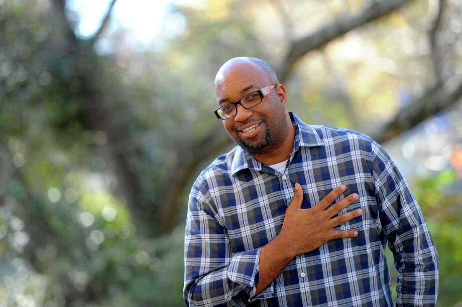 """Poet and children's book author Kwame Alexander will be a contributor to """"The Cartography Project."""" Photo: Washington Post Photo By Katherine Frey / The Washington Post"""
