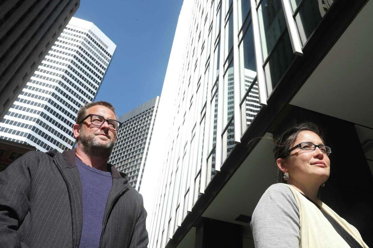 Futureforms founding design partners Jason Kelly Johnson and Nataly Gattegno.