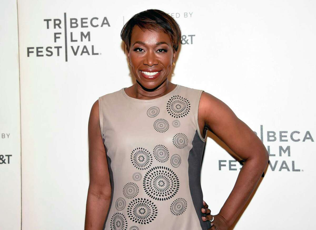 FILE - In this April 20, 2018 file photo, Joy Reid attends the Tribeca TV screening of