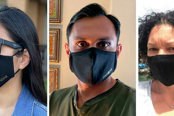 The sports apparel manufacturer DHVANI wants to give a free reusable mask to every American. Thus far, the Portland, Ore.-based company has delivered more than 50,000 masks and is raising funds to manufacture and deliver thousands more.