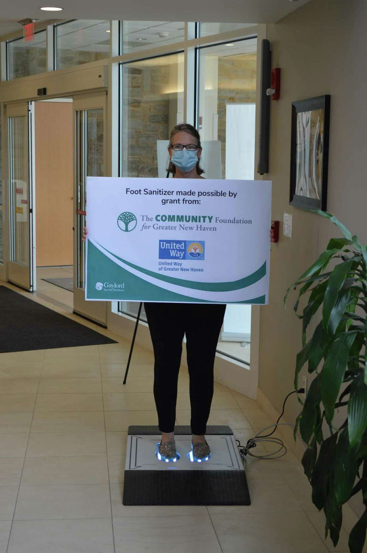 Gaylord Specialty Healthcare announced this week that it had begun using a new technology from Patho3Gen Solutions to disinfect shoes during the pandemic.