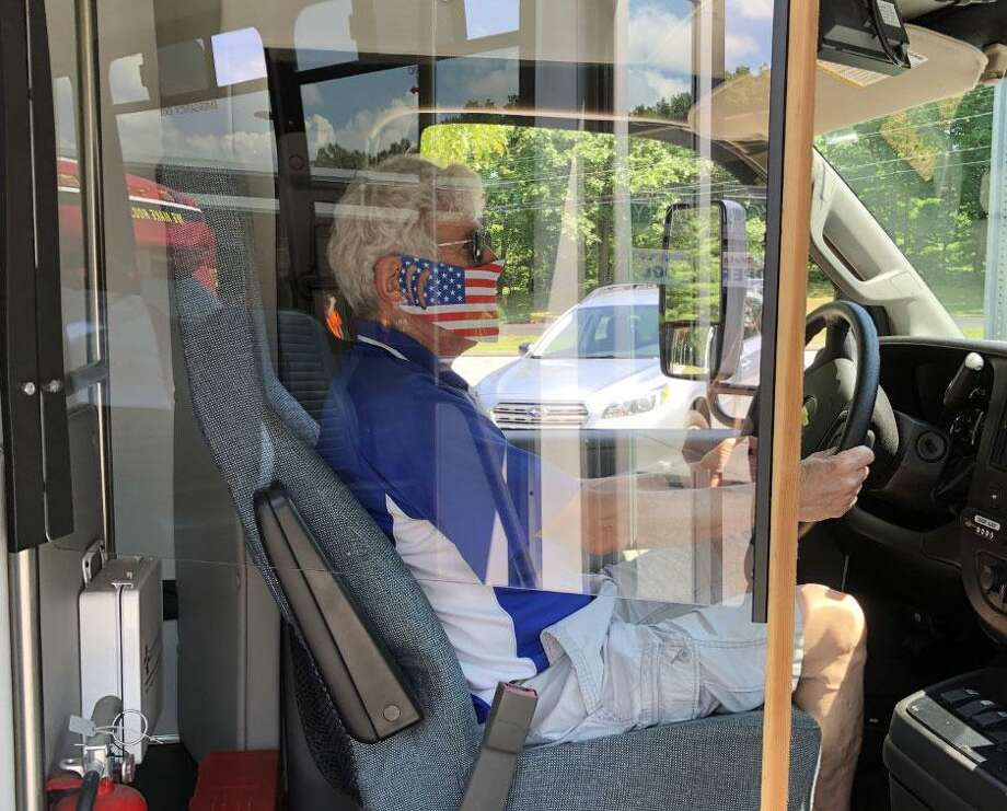 Wilton's Dial-a-Ride service for Seniors and those with disabilities is resuming on Monday, July 13. Photo: Contributed Photo