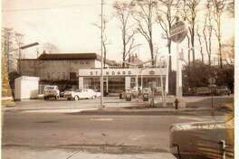 The Standard Oil gas station was a popular place for care repair and fill up on gas at the corner of River and Division streets during the 1960s.