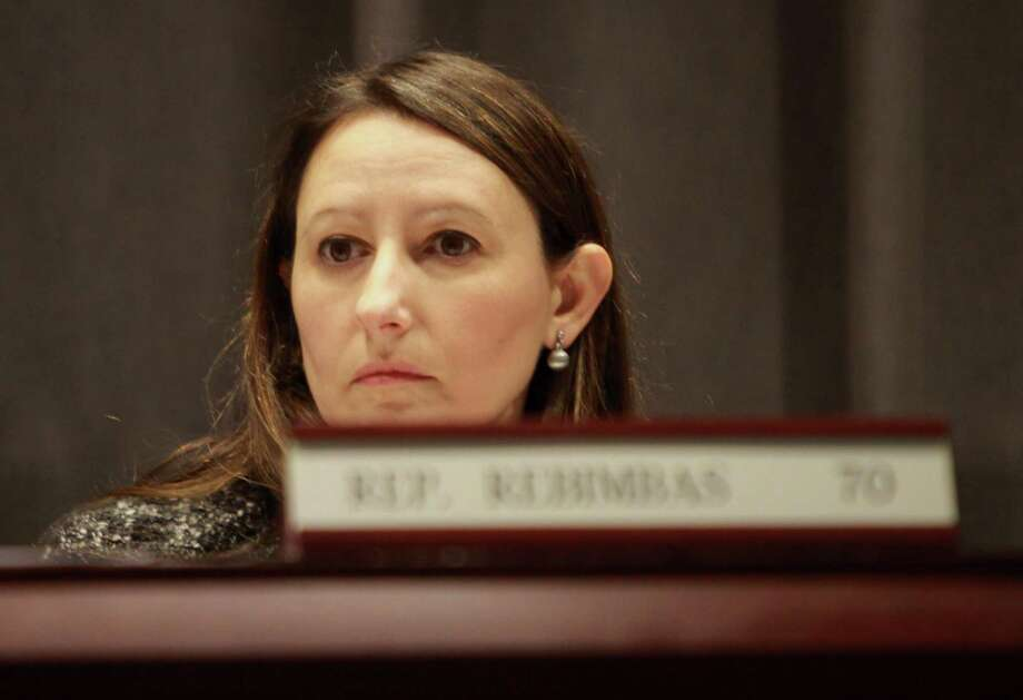 State Rep. Rosa Rebimbas, R-Naugatuck, ranking member of the legislative Judiciary Committee. Photo: Christian Abraham / Hearst Connecticut Media / Connecticut Post
