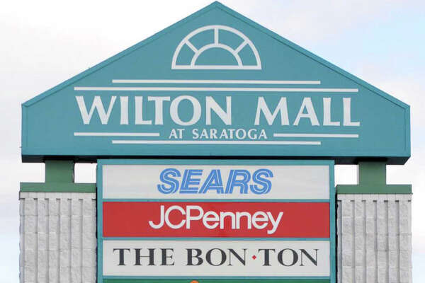 A sign for Regal Cinemas within the Wilton Mall main entrance sign on Wednesday Feb. 6, 2013 in Wilton, N.Y. (Lori Van Buren / Times Union)