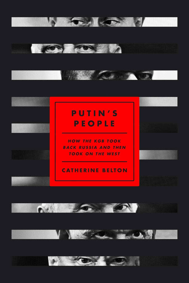 Putin's People Photo: FarrarStraus And Giroux, Handout / handout