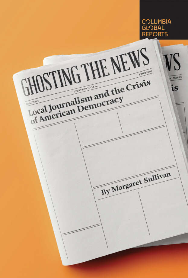 Ghosting The News Photo: Columbia Global Reports, Handout / handout