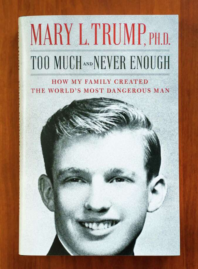 Too Much and Never Enough Photo: Simon & Schuster / Copyright (c) 2020 Shutterstock. No use without permission.