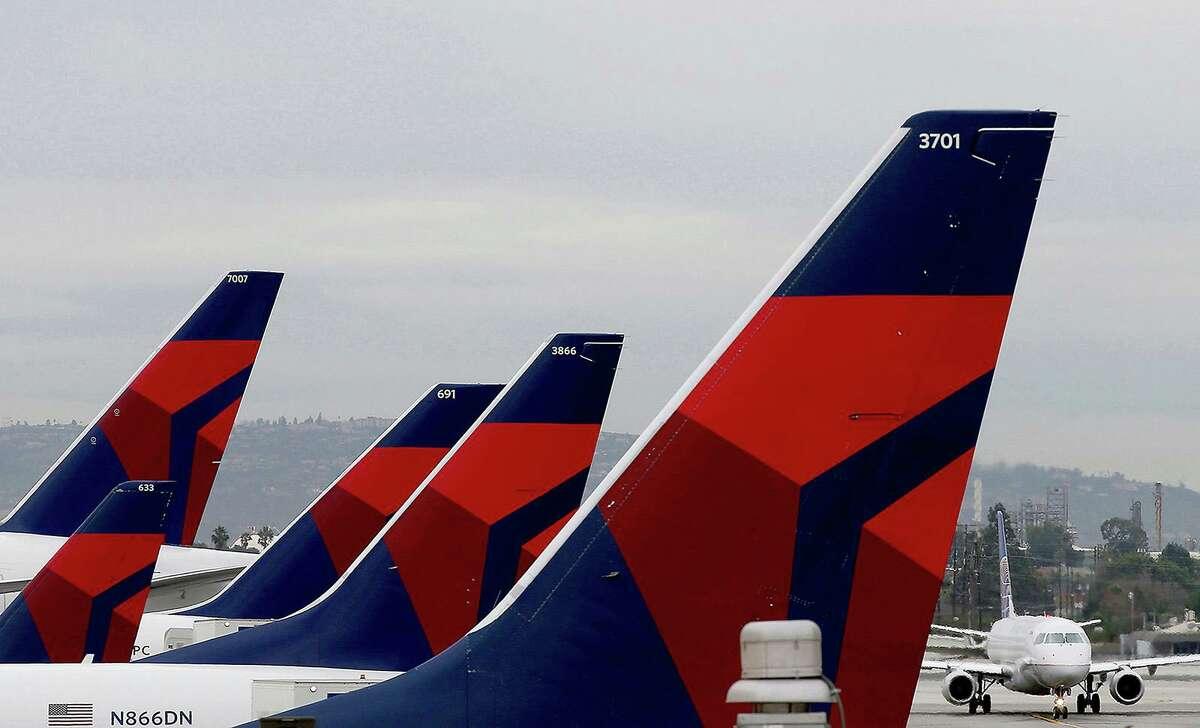 Delta Airlines is being sued by Mayor Joseph Ganim.