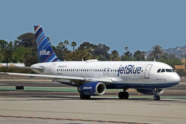 JetBlue will begin San Francisco-Los Angeles flights in October.