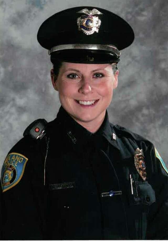 Officer Pamela Keister (Photoprovided)